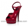 DELIGHT-609 Red Patent